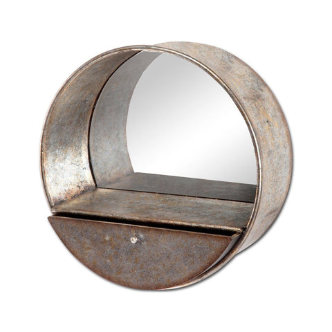 Leland Metal Mirror