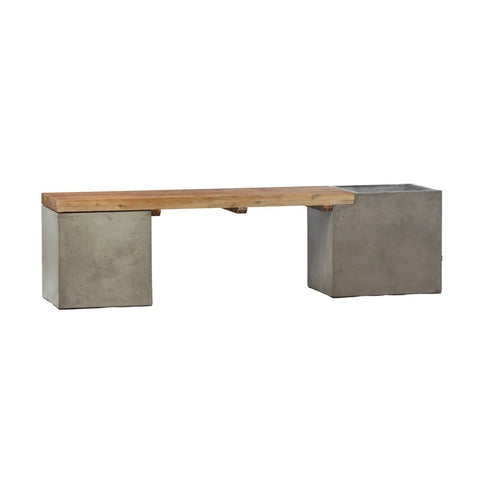 Dakota Concrete Bench