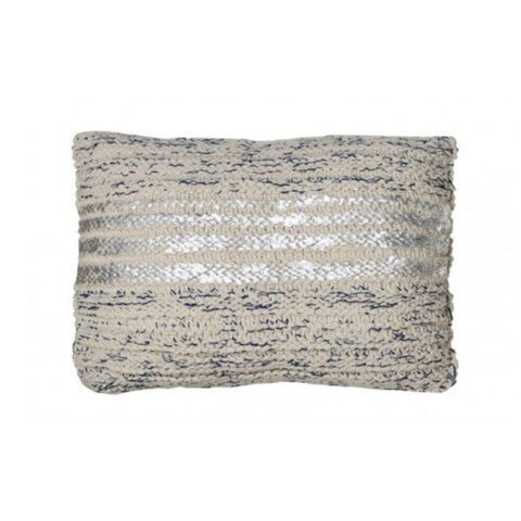 Natural Woven Pillow
