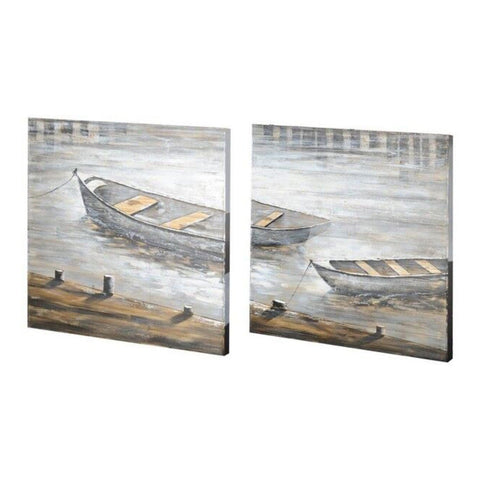 Creek Rowboats (Pair)