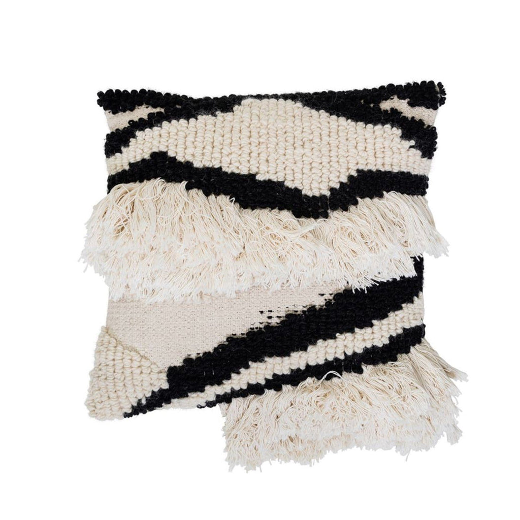 Shag Wool Pillow