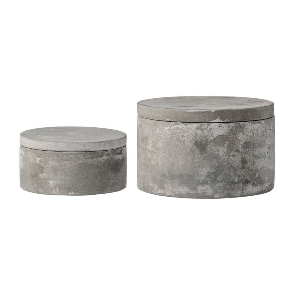 Decorative Cement Boxes