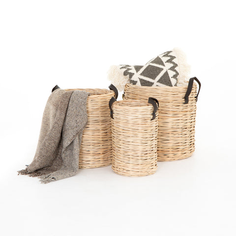 Delilah Baskets Set of 3