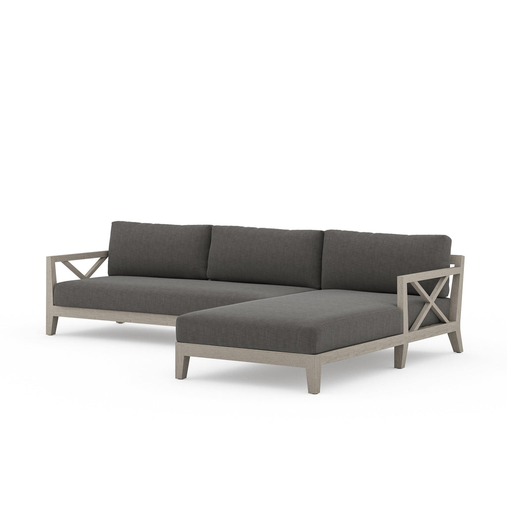 Hayward Outdoor Sectional - 106""