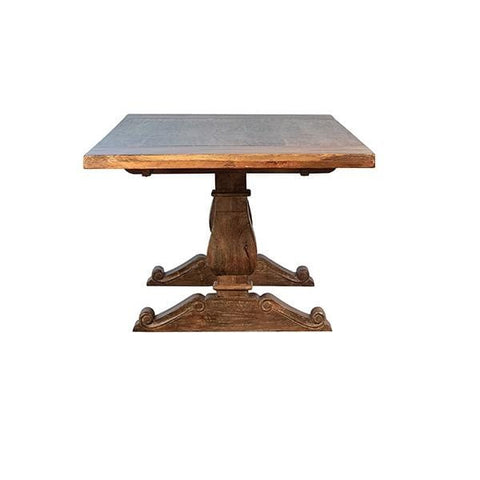 Homestead Extension Dining Table wood brown