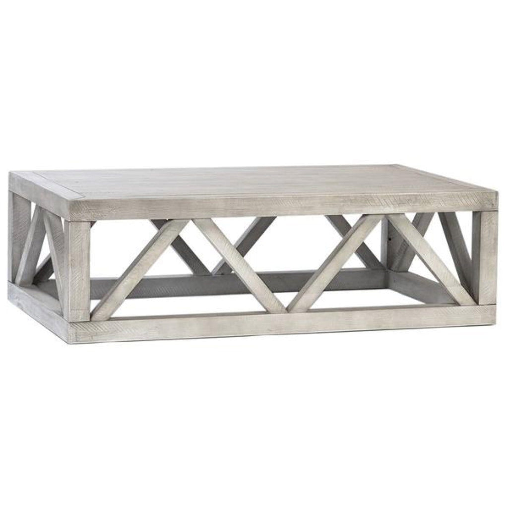 Hoyt Coffee Table wood grey