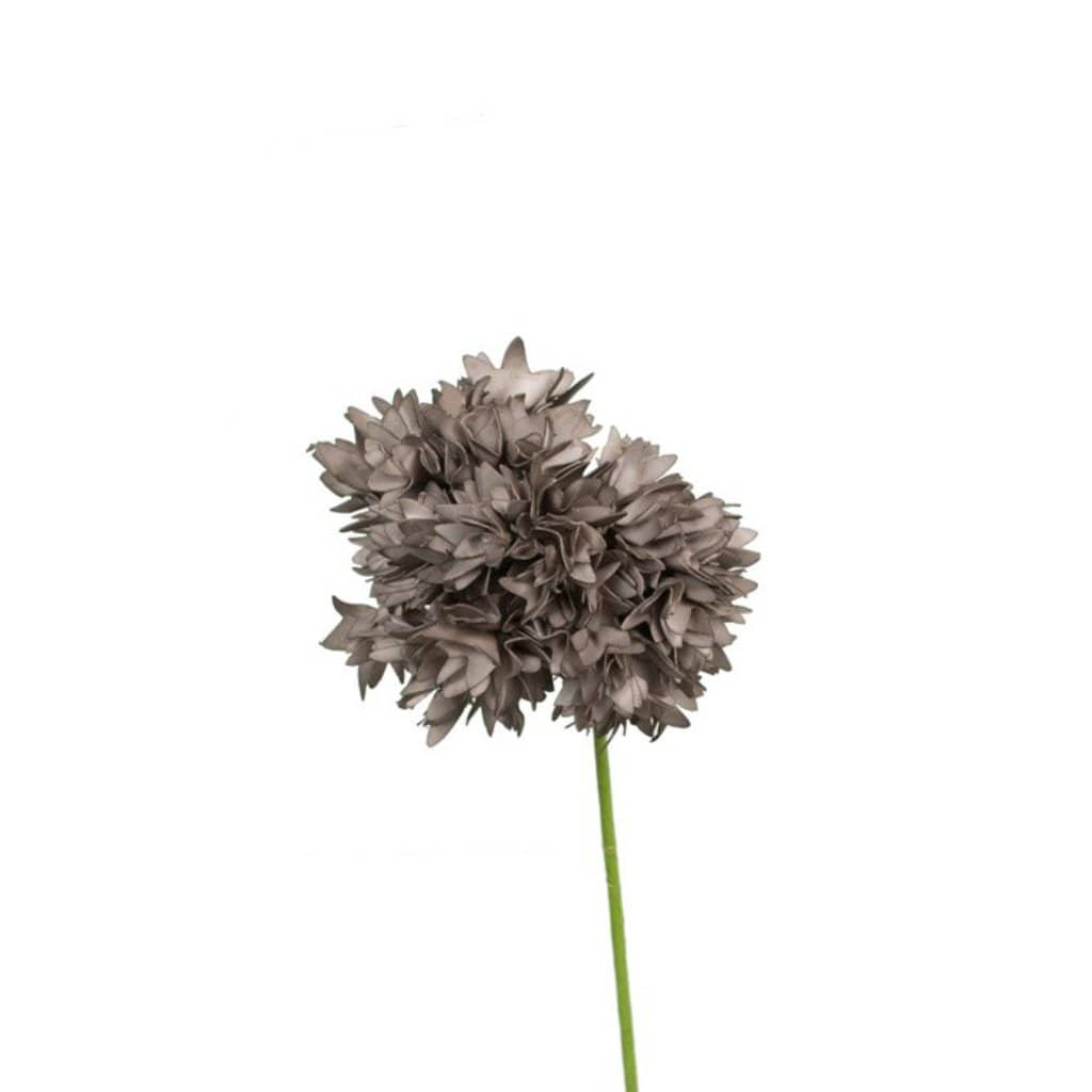 Kunis Flower grey green decor botanical accessories