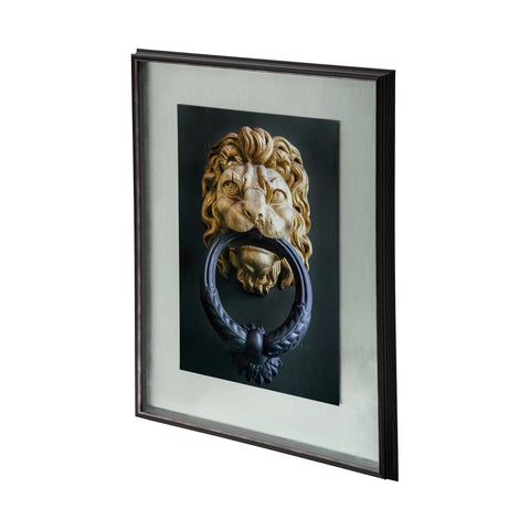 Lionsgate Wall Art metal black