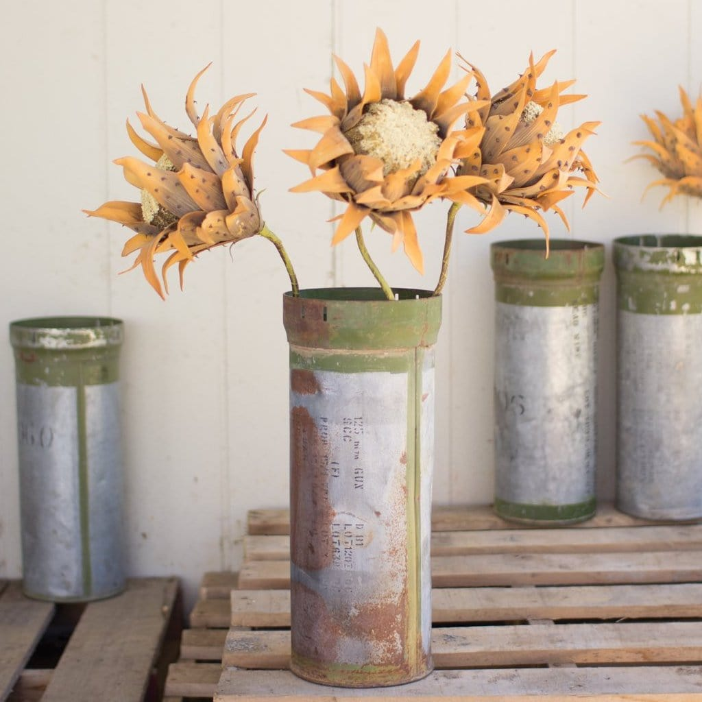 Ammo Canister recycled ammunition eco-friendly
