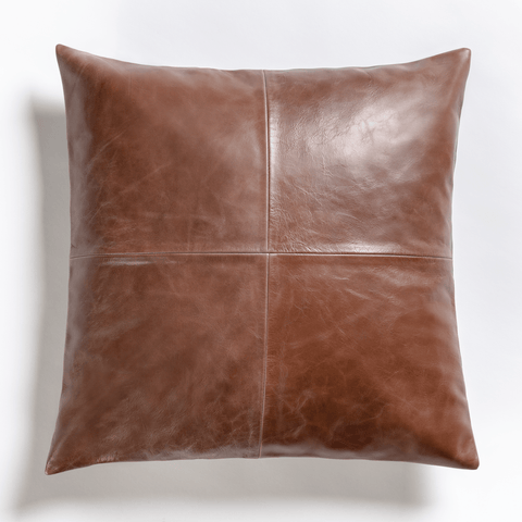 Russell Leather Pillow