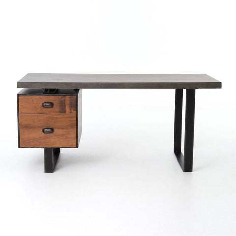 Renita Concrete Desk