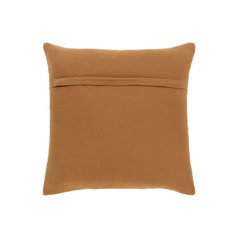 hair on hide pillow 18""
