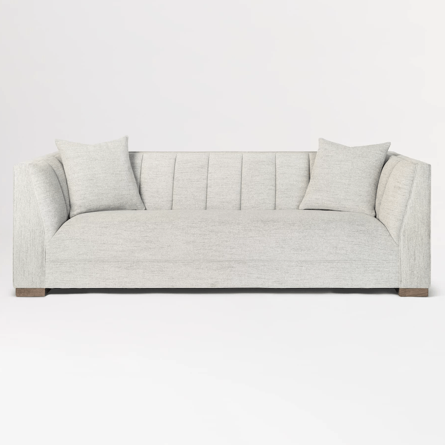 Baldwin Sofa front view