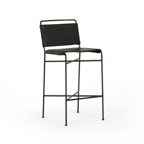 grayson stool black
