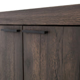 Bolton grey oak wood sideboard