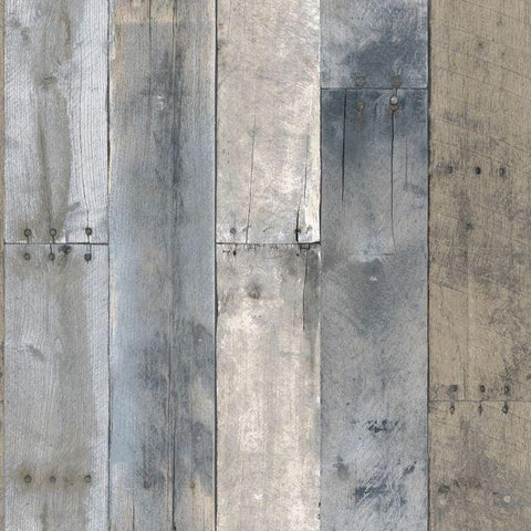 Reclaimed Wood Wallpaper
