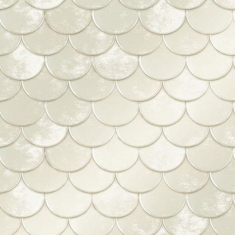 Pearl Scale Wallpaper