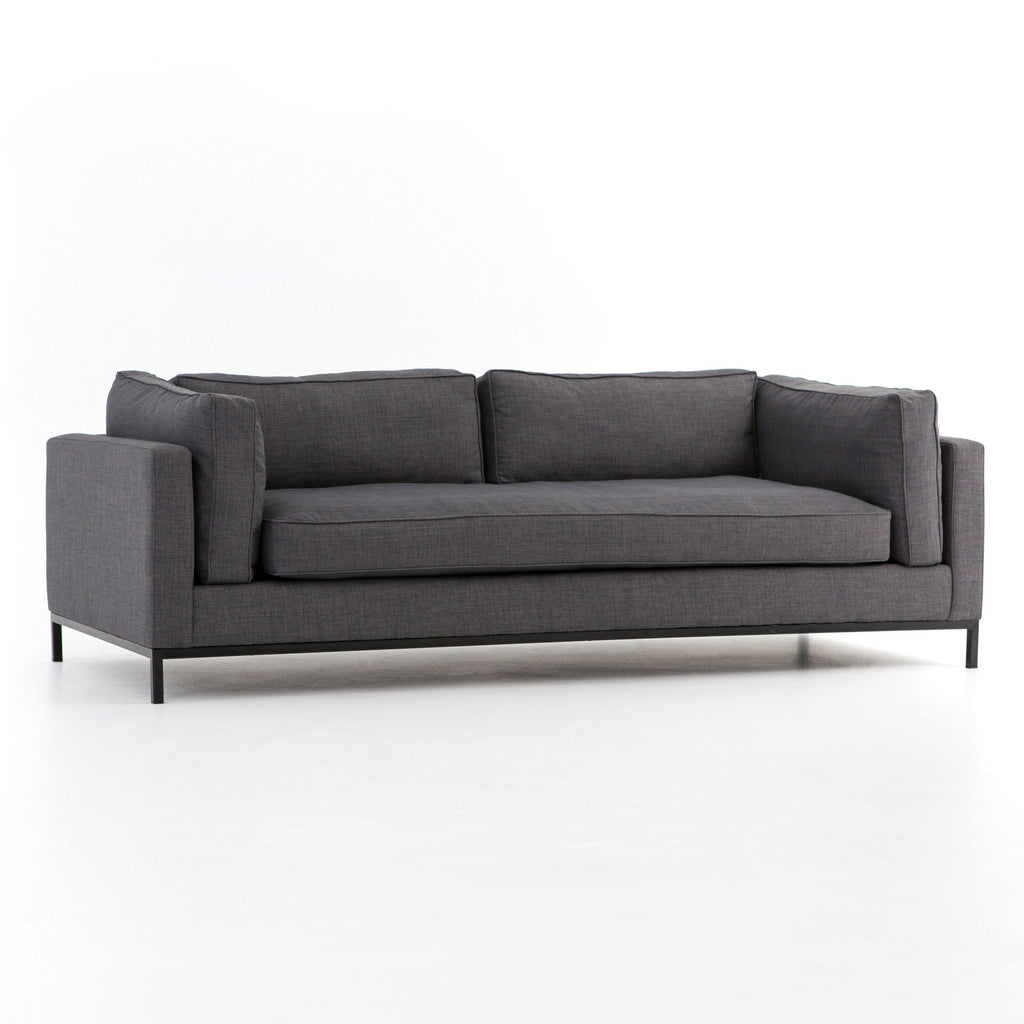 Darcy charcoal sofa