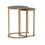 Taurus Nesting End Table