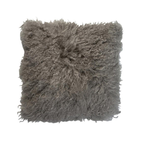Mohair Pillow 16""