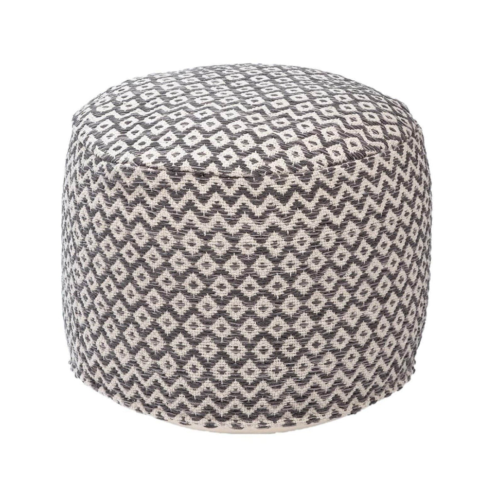 Willa Wool Pouf