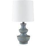 alfie table lamp antique blue