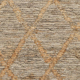 nevada jute tan grey rug