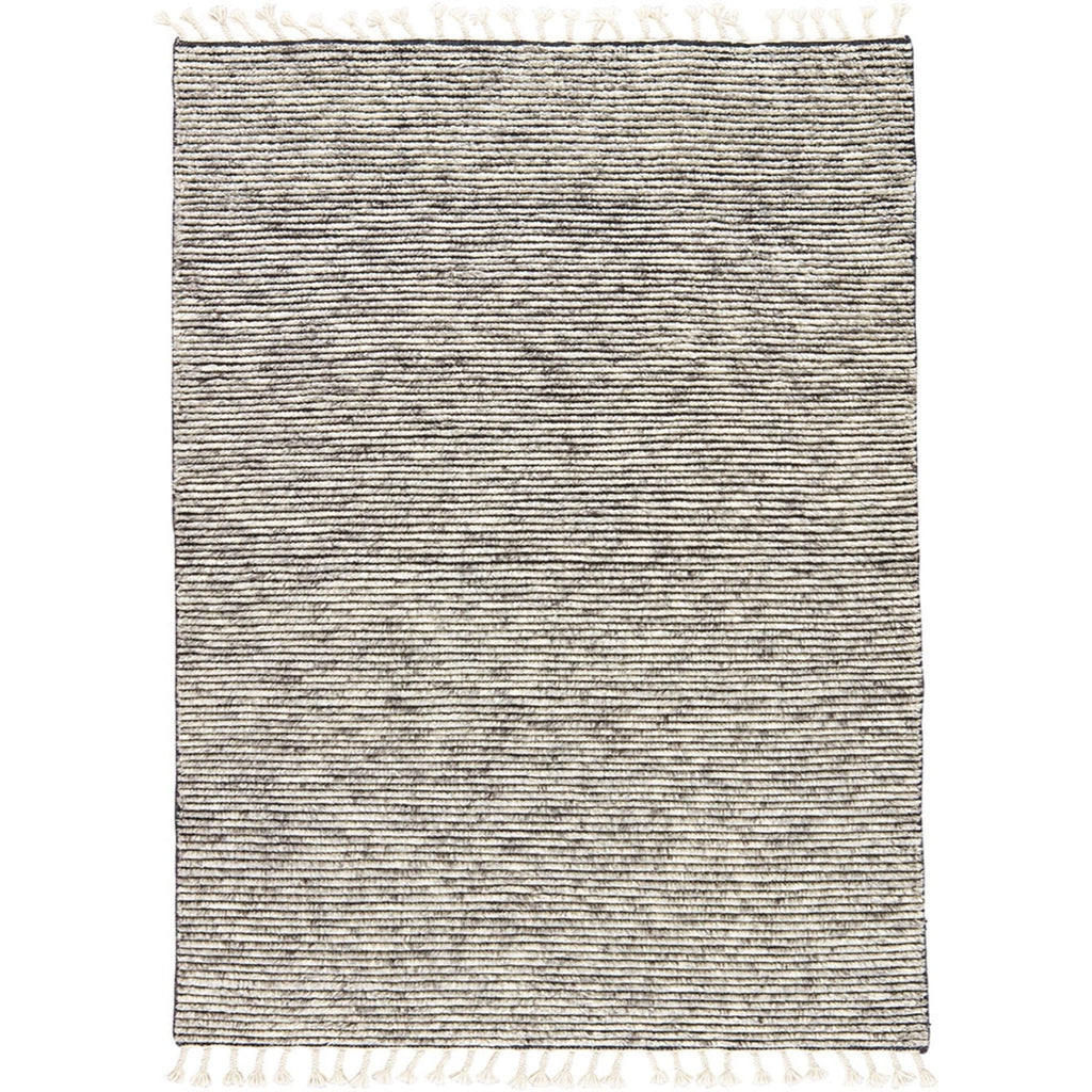 Decker Wool Rug - Mauve