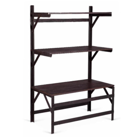 Trois Industrial Shelving Unit