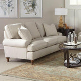 lifestyle photo brittany sofa