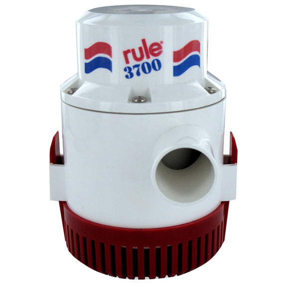 Rule 3700 G.P.H. Bilge Pump Non Automatic 12V [14A]