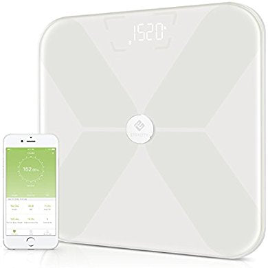 Etekcity Bluetooth Body Fat Scale FDA Approved-Smart