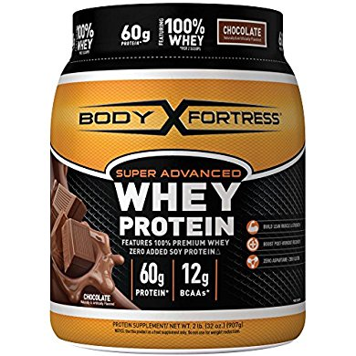 Body Fortress Super Advanced Whey Protein, Chocolate