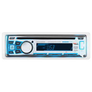 Boss Audio MR762BRGB Single DIN Bluetooth Enabled In-Dash MP3/CD/CDRW/AM/FM Receiver [MR762BRGB]