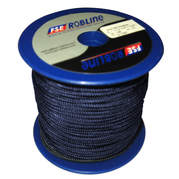 Robline Mini Reel Orion 500 - Blue - 2mm x 30M [MR-2BLU]
