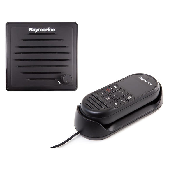 Raymarine Ray90 Wireless Second Station Kit w/Active Speaker  Wireless Handset [T70434]