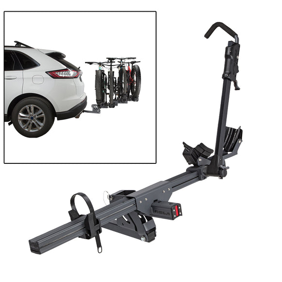 ROLA Convoy Bike Carrier - Trailer Hitch Mount - 2