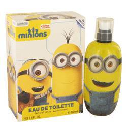 Minions Minions Yellow Body Spray By Minions