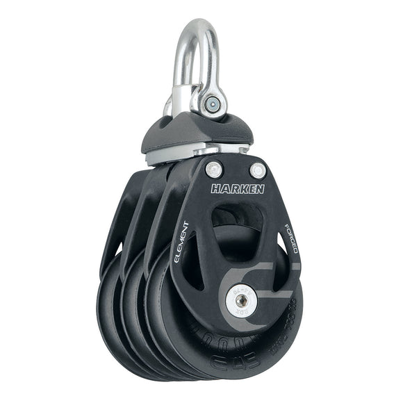 Harken 45mm Triple Element Block w/Swivel [6240]