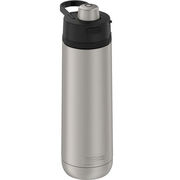 Thermos Guardian Collection Stainless Steel Hydration Bottle 18 Hours Cold - 24oz - Stainless Matte [TS4319MS4]