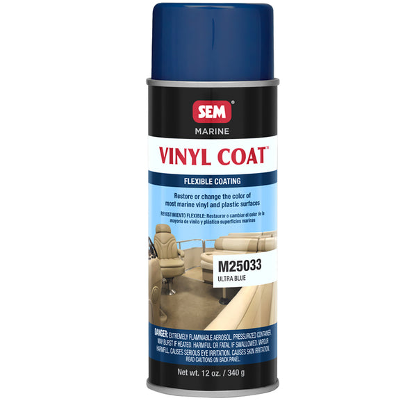 SEM Vinyl Coat - Ultra Blue - 12oz [M25033]