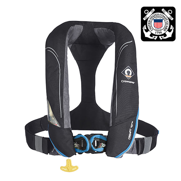 Crewsaver Crewfit 40 Pro Manual w/Harness [904024]