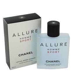 Chanel Allure Sport After Shave Moisturizer By Chanel
