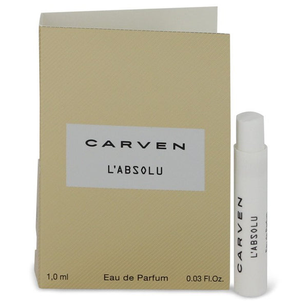 Carven Carven Carven L'absolu Mini EDP By Carven