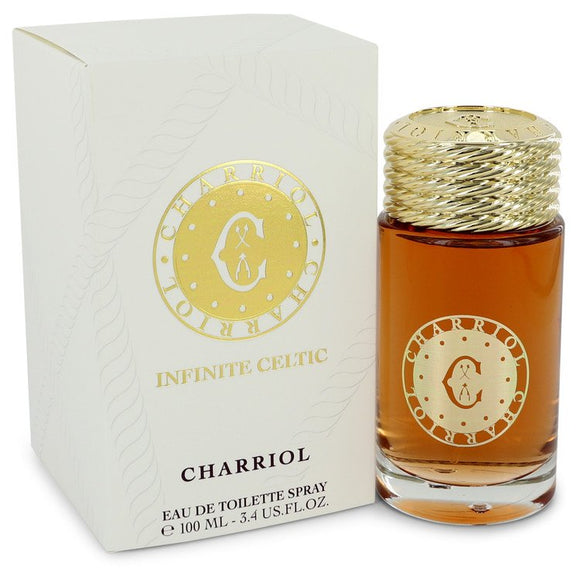 Charriol Infinite Celtic Eau De Toilette Spray By Charriol