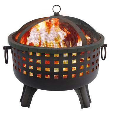Landmann-Garden Lights Savannah Firepit
