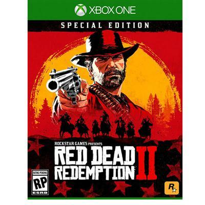 Red Dead Redemption2 Sp Ed Xb1