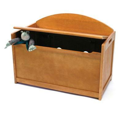 Lipper-Childs Toy Chest Pecan