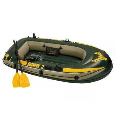 Intex-Seahawk 2 Set Lake Boat