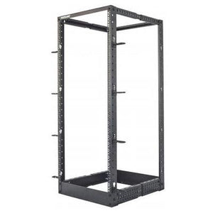 "19"" 4 Post Open Frame Rack"